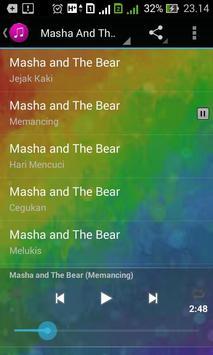 Kumpulan Lagu Film Masha and The Bear screenshot 2