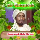 Al Baqarah Muhammad Abd Kareem icon