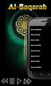 Al Baqarah By Muhammad Jibreel apk screenshot