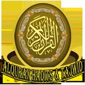 Hadits Nabi ,Quran & Tajwid Terlengkap icon