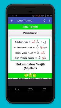 Hadits Nabi ,Quran & Tajwid screenshot 3