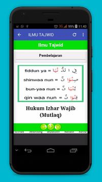 Hadits Nabi ,Quran & Tajwid Terlengkap screenshot 3