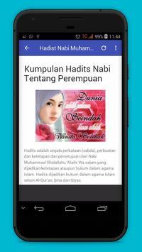 Hadits Nabi ,Quran & Tajwid screenshot 1