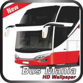 Wallpaper Bus Mania HD icon