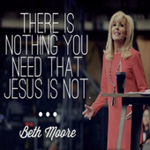 Living Proof Ministries - Beth Moore icon