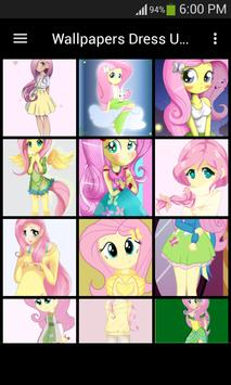 Live Wallpapers Fluttershy Style screenshot 2