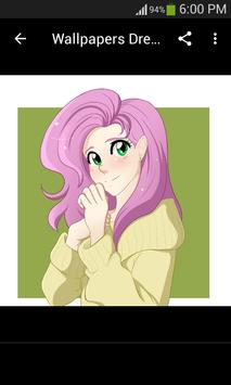 Live Wallpapers Fluttershy Style screenshot 5
