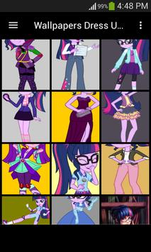 Live Wallpapers Twilight Sparkle Style poster