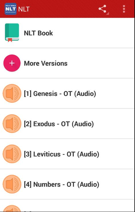 Bible NLT Free Version Download Offline Audio for Android - APK Download