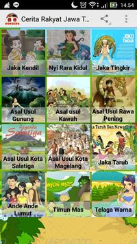 Cerita Rakyat : Jawa Tengah poster