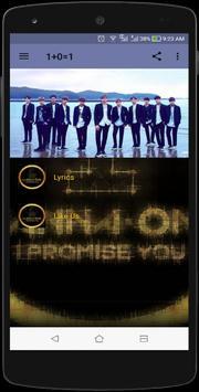 Lyrics K-Pop Wanna One I.P.U screenshot 2