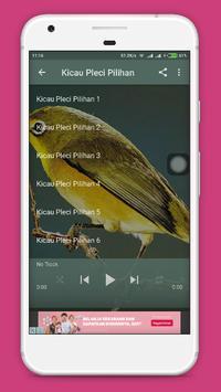 Kicau Pleci Lengkap screenshot 1