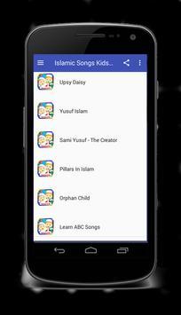 Islamic Songs for Kids Offline screenshot 1