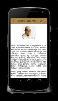 Ceramah Ust Arifin Ilham Mp3 screenshot 3