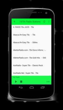 Free 70s Radio screenshot 3