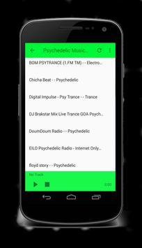 Best Psychedelic Radio screenshot 3