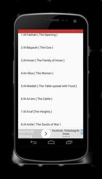 Full Quran Abu Bakr Al Shatri screenshot 1