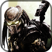 Predator Vs Alien Wallpaper Art icon