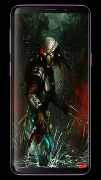 Predator Vs Alien Wallpaper Art screenshot 5