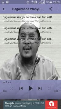 Ceramah Ustad Muhtarom apk screenshot