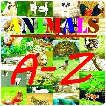 Animals A-Z Wallpapers HD poster