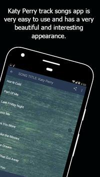 Top Songs Katy Perry screenshot 5