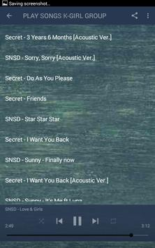 Kpop Songs Collection screenshot 3