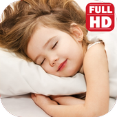 White Noise Baby Sleep Sounds Free Download icon