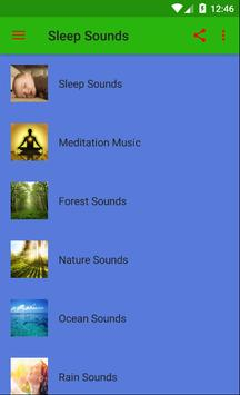 White Noise Baby Sleep Sounds Free Download poster