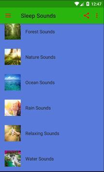 White Noise Baby Sleep Sounds Free Download apk screenshot