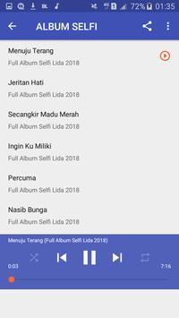 MP3 Selfi Lida 2018 - Full Offline Version screenshot 3
