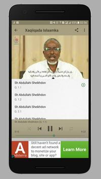 Xaqiqada Islamka/Al-Jaahiliyah apk screenshot