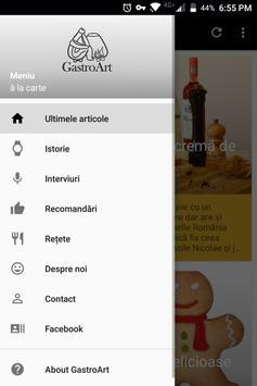 GastroArt screenshot 2