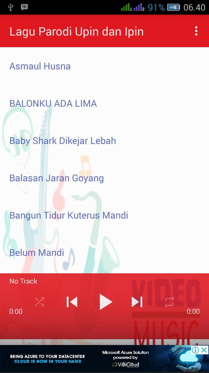 Lagu Parodi Upin Dan Ipin Mp3 For Android APK Download