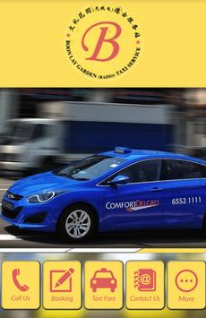 Boon Lay Taxi Services poster