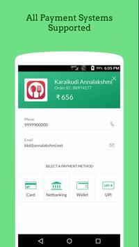 Karaikudi Annalakshmi - Food Ordering App screenshot 5