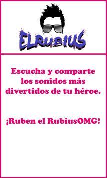 Frases elrubius Sonidos poster