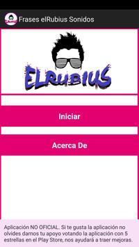 Frases elrubius Sonidos screenshot 1