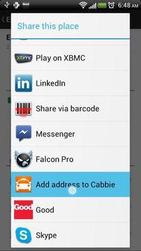 Cabbie - Taxi Cab Booking screenshot 5