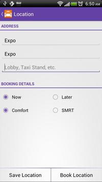 Cabbie - Taxi Cab Booking screenshot 6