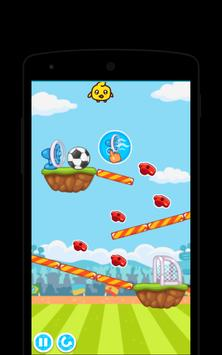 Roll Ball Soccer screenshot 1