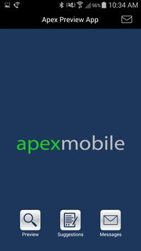 Apex Mobile Preview poster