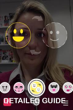 Face Swap lenses For snapchat apk screenshot
