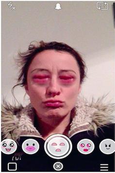 How to use snapchat apk screenshot