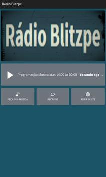 Rádio Blitzpe poster