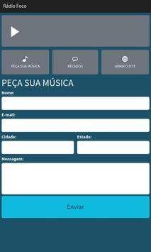 Rádio Foco screenshot 1
