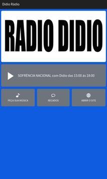 Rádio Didio On Air poster