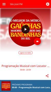 São José FM poster