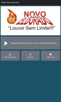 Rádio Novo Eldorado poster
