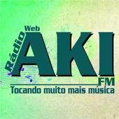Rádio Aki FM icon